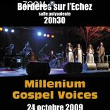 photo de Concert gospel Millenium