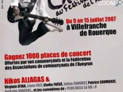 "photo de Festival de l'aveyron ""Tout le Monde Chante Contre le Cancer"