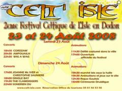 photo de CELT'ISLE