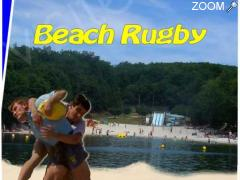 photo de Beach Rugby