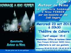 photo de Spectacle Hommage à Nino Ferrer