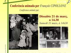 photo de Conférence « L'immigration italienne en Occitanie »