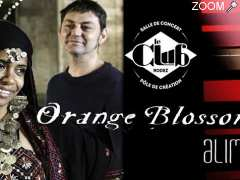 photo de  ORANGE BLOSSOM + ALIMA @Le CLUB - Rodez