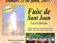 photo de Feu de la Saint-Jean