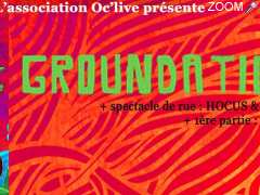photo de GROUNDATION + FANGA + HOCUS & POCUS - Place Foch RODEZ