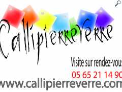 photo de Atelier d'art verrier Callipierreverre