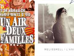 picture of Festival Le Club Prend L'air #3 : Un air deux familles + Melissmell